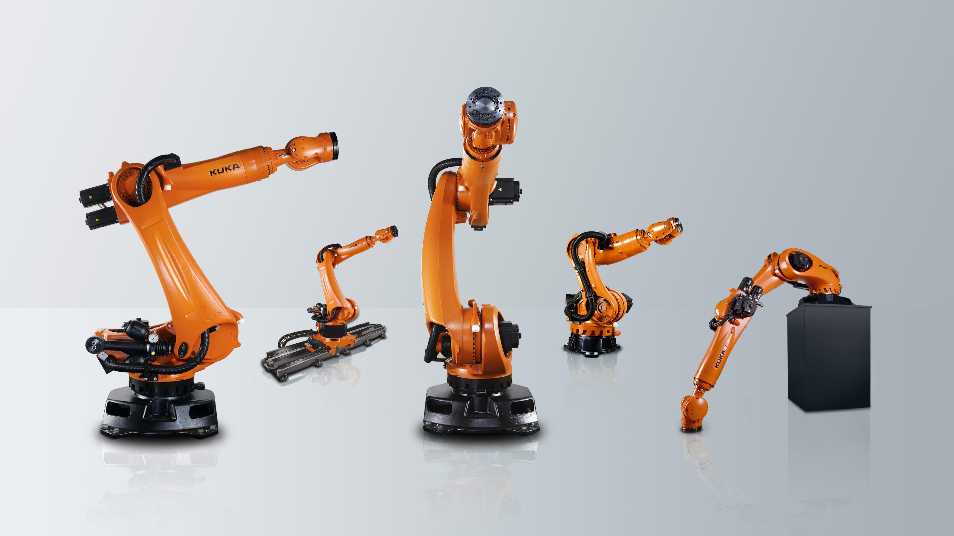 Solu es em rob tica industrial roboter in - Grand master robot de cocina 24h ...